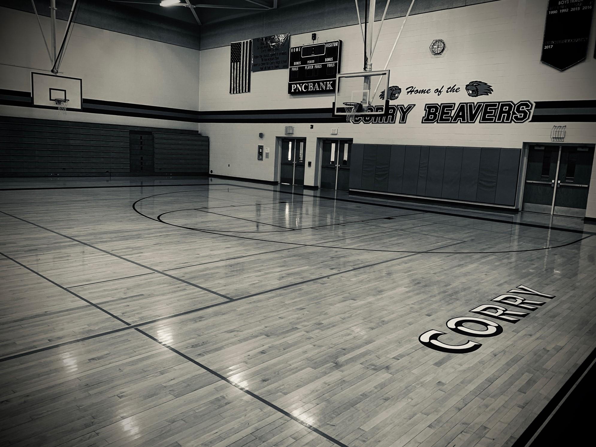 Corry High School Gymnasium