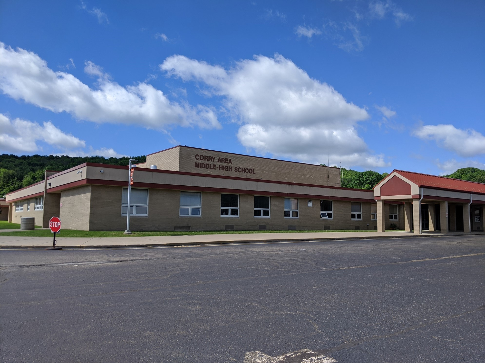 Corry Area Middle High School
