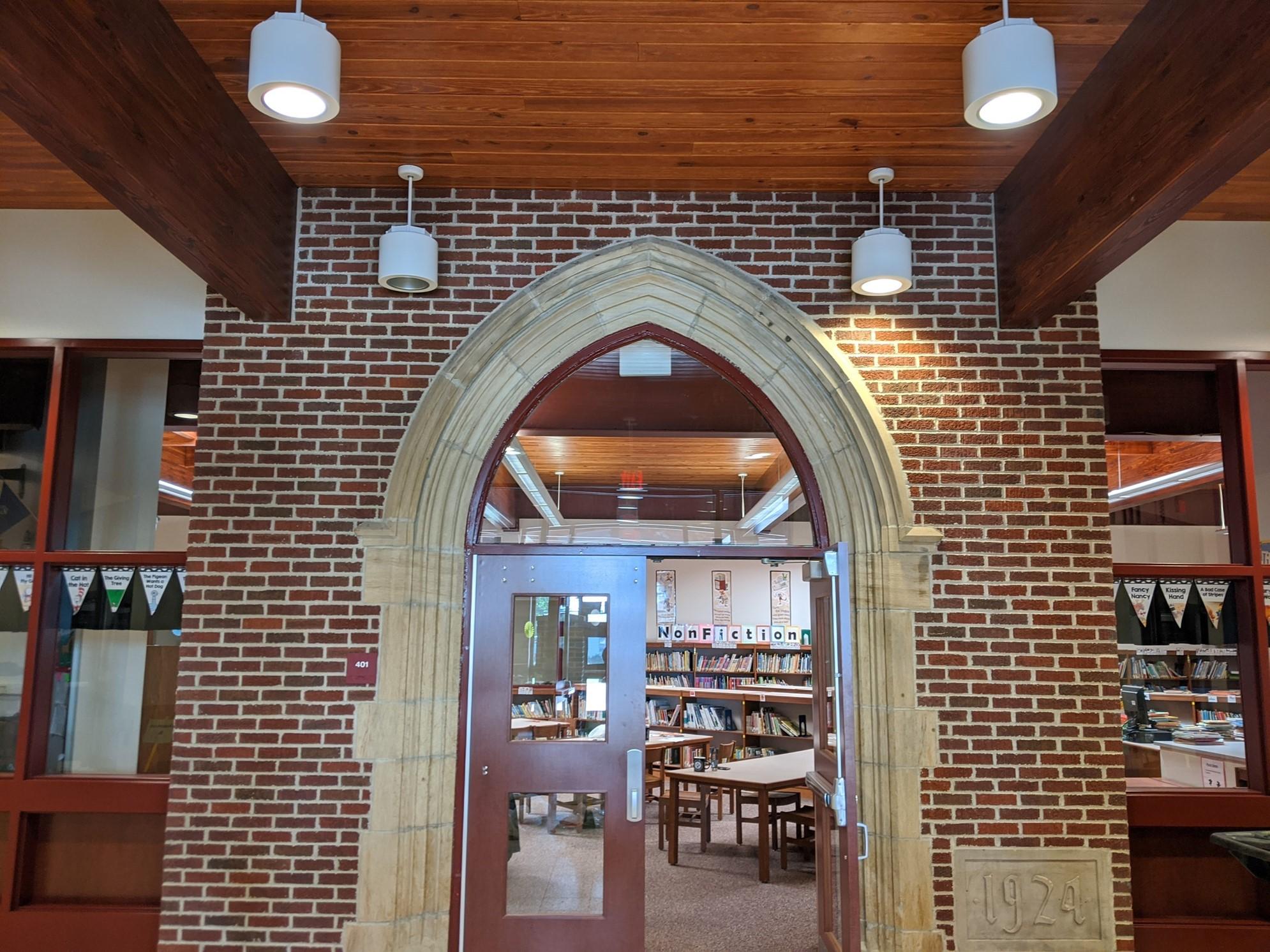 Corry Area Primary School Archway