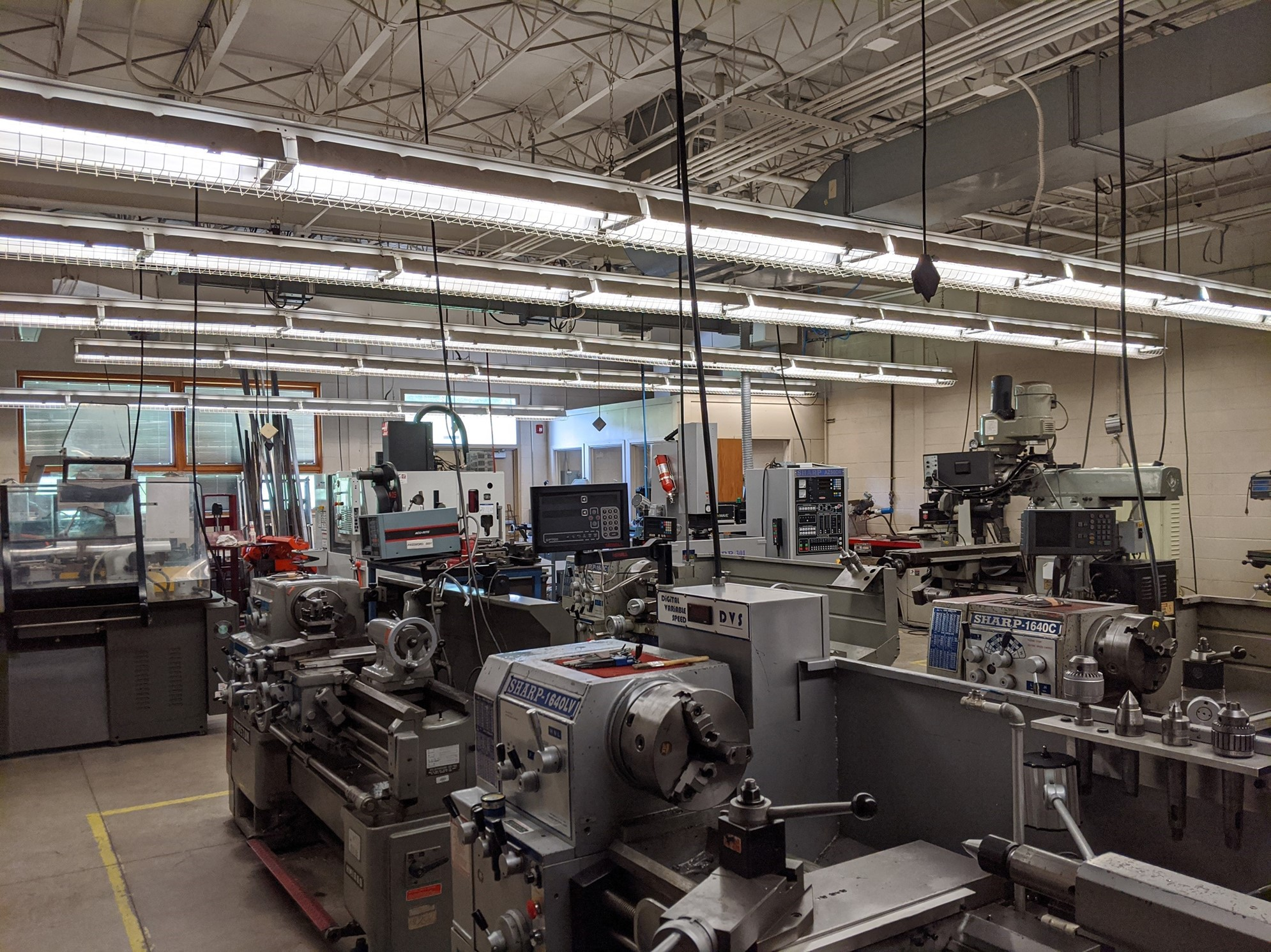 Machining Lab