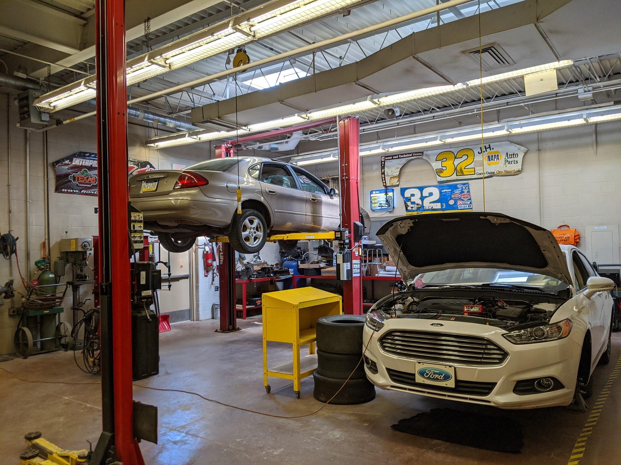 Automotive Technologies Lab